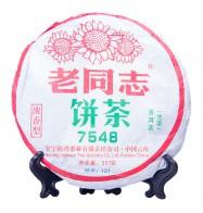 Шен Пуэр 7548 (Хайвань), 2012 год