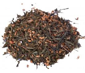 Генмайча - зеленый чай