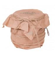 Баночка для хранения чая или кофе (ручная работа), 500 мл