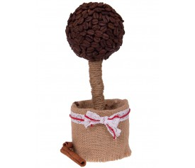 Кофейное дерево (ручная работа)