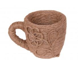 Чашка декоративная (ручная работа)