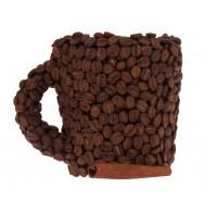 Кофейная кружка (ручная работа)