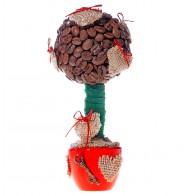 Кофейное дерево, для влюбленных (ручная работа)