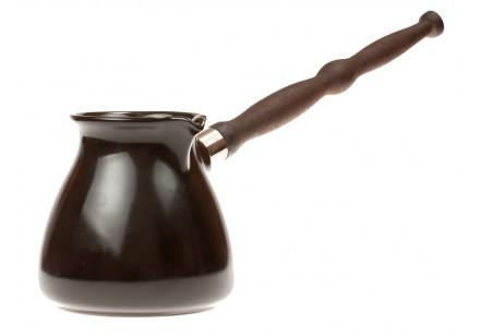 Турка керамическая Ceraflame (Черная), 350 мл