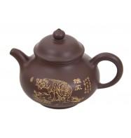 """Чайник из глины """"Древний мир"""", 200 мл"""