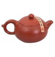 """Чайник из исинской глины """"Земляной орех"""" светлый, 200 мл"""