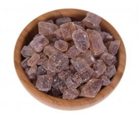 Сахар карамельный коричневый (крупный)
