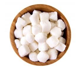 Сахар тростниковый кусковой (белый)